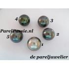 Tahiti parel 10-11mm 1st zoutwaterparel biologisch gekweekt Parel 1 ,